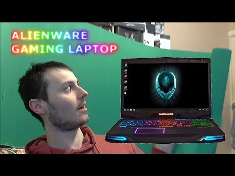 Car Boot Sale/Charity Shop Finds #64 NEW ALIENWARE GAMING LAPTOP !!!
