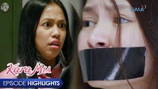 Aired (April 12, 2019): Nagulat si LJ nang makita niya na si Mia na...