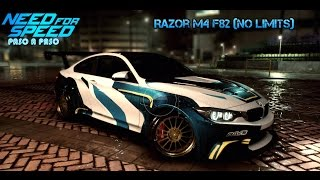 Need For Speed (2015) :Razor BMW M4  F82 From NFS No Limits (PASO A PASO)