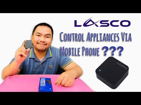 WIFI IR Universal Remote Review | Lasco | JK Chavez