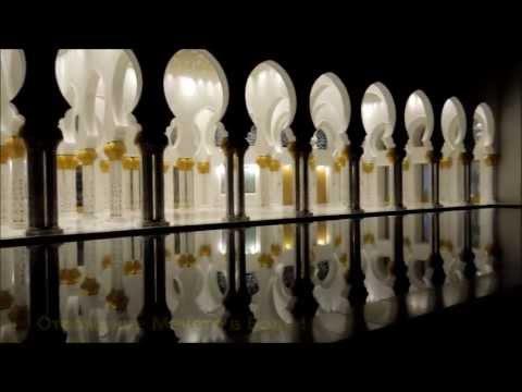 Белая мечеть шейха Заеда в Абу-Даби