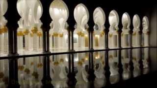 Мечеть Шейха Заеда  в Абу -Даби !!!(Мечеть Шейха Заеда в Абу - Даби сравнивают с одним из семи Чудес света - Тадж Махалом , что находится в Индии..., 2013-06-30T10:51:27.000Z)