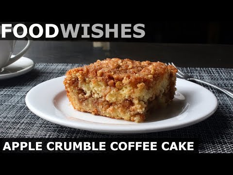 Pecan Sour Cream Coffee Cake Recipe How To Make A Crumb Cake Youtube