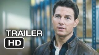 Jack Reacher Official Trailer #2 (2012) - Tom Cruise Movie HD