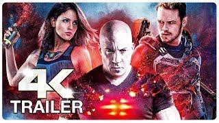 BLOODSHOT : 6 Minute Trailers (4K ULTRA HD) NEW 2020