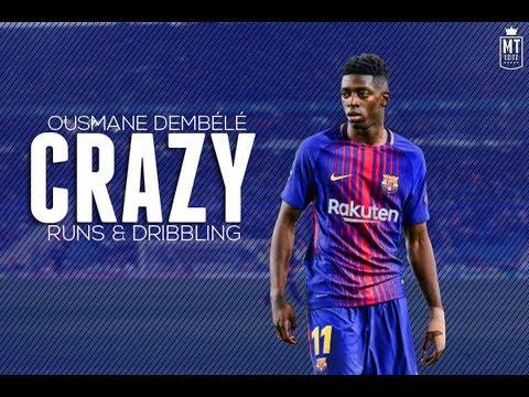 Ousmane Dembélé ● Crazy Runs & Dribblings & Goals ● 2018 HD thumbnail