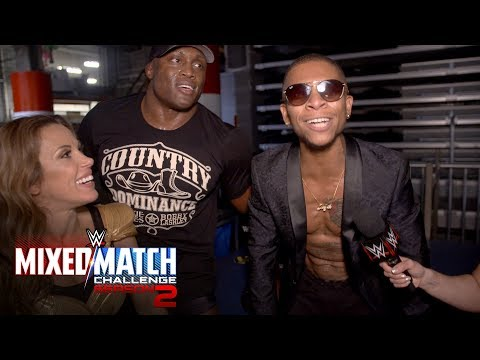 Country Dominance lives up to their name on WWE MMC