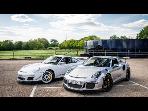 HEAD TO HEAD: PORSCHE 997 GT3 RS 4.0 V 991 GT3 RS