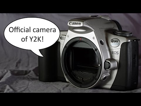 Introduction to the Canon EOS Rebel 2000, Video 2 of 2