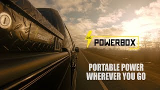 CIC POWERBOX - Portable Power Systems