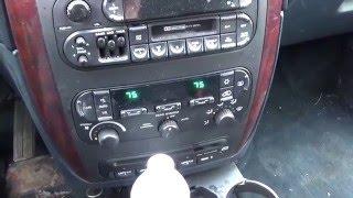 No Blower Diag & Repair: Chrysler van -Part 1