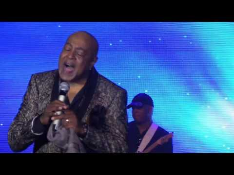 Peabo Bryson - Why Goodbye ( live Concert in Jakarta )
