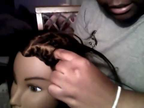 How to braid to the scalp youtube how to braid to the scalp ccuart Choice Image