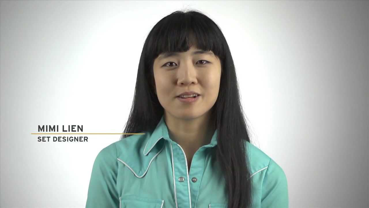 I AM THEATRE: Mimi Lien - YouTube