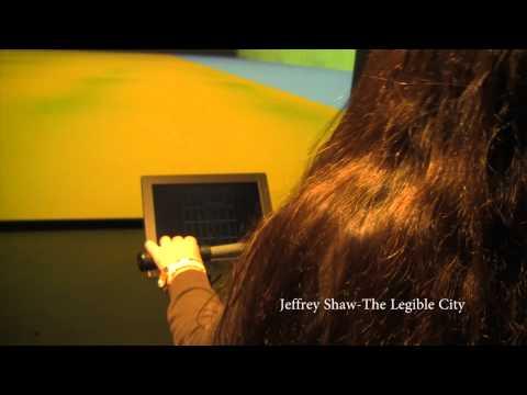STRP 2011 EINDHOVEN @ Jeffrey Shaw The Legible City