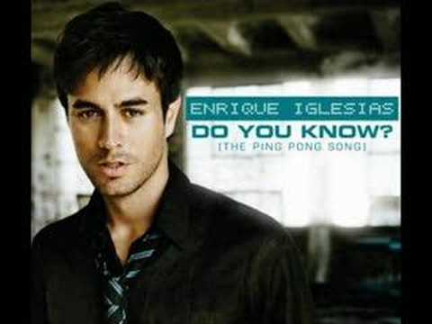 Enrique Iglesias - Do You Know - ReMiX by palalex -