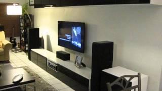 Home Theater Setup - Boston Acoustics Lynnfield VR965