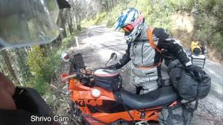 Ride to the 2016 MotoGP - Ride Home