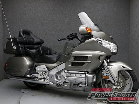 2008  HONDA  GL1800 GOLDWING W/ NAV, ABS, AND COMFORT - National Powersports Distributors