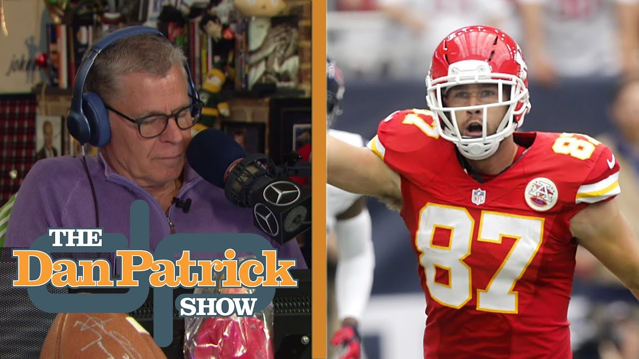 Travis Kelce explains why he's the NFL's best TE I NFL I NBC Sports