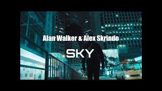 Alan Walker  Alex Skrindo - Sky (Breakbeat) FL Studio