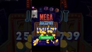 MEGA WIN! JACKPOT CITY SLOTS CASINO P1 BIG FISH GAMES | Free Mobile Game | Android Gameplay HD Video