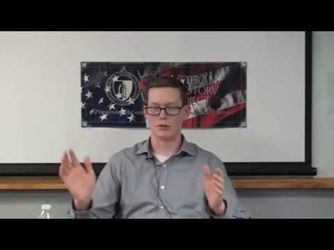 Interview with Owen Cornish - Global War on Terrorism Veteran