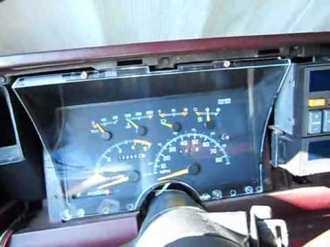 Replacing instrument cluster lens on your truck or car