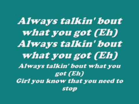 What you got - colby o donis
