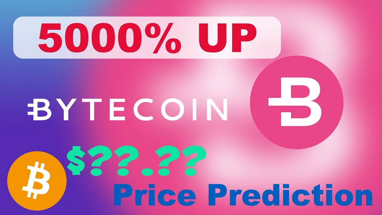 BYTECOIN PRICE PREDICTION (BCN) 2018, TECHNICAL ANALYSIS, FORECAST AND INVESTMENT STRATEGY