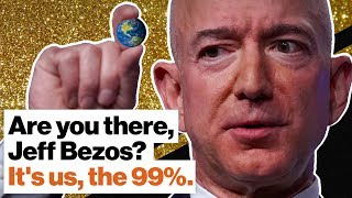 Dear Jeff Bezos: What are you going to do with all that money? | Jeffrey Sachs