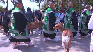 5月2日は聖武天皇の命日だそうです。 奈良春日野国際フォーラム 甍~I・...