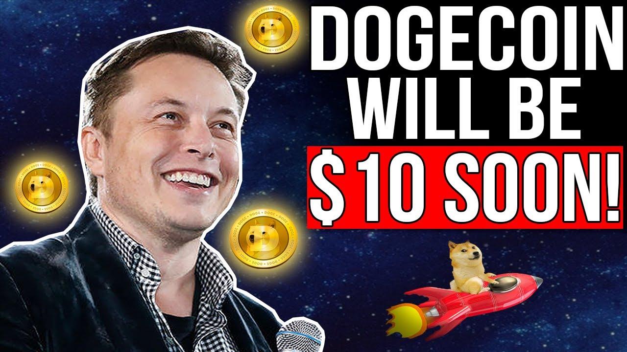 Jeff Bezos: Dogecoin Will Hit $100 - BIG NEWS! Dogecoin ...