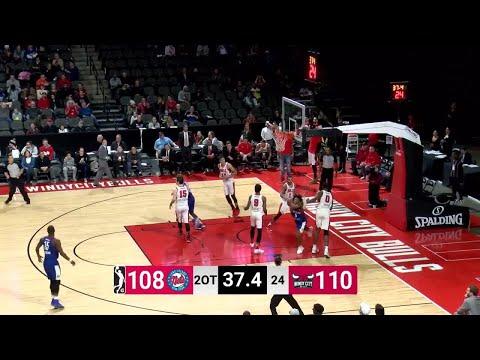 Isaiah Whitehead (26 points) Highlights vs. Windy City Bulls