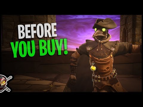 [Re-Upload] Plague | Herald's Wand | Lamplight Glider - Before You Buy - Fortnite