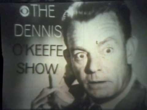 Dennis O'Keefe ad