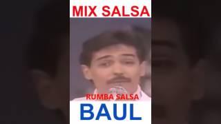 Gambar cover SALSA MIX - BAUL DE LOS RECUERDOS