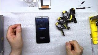 замена дисплея на смартфоне Doogee y6