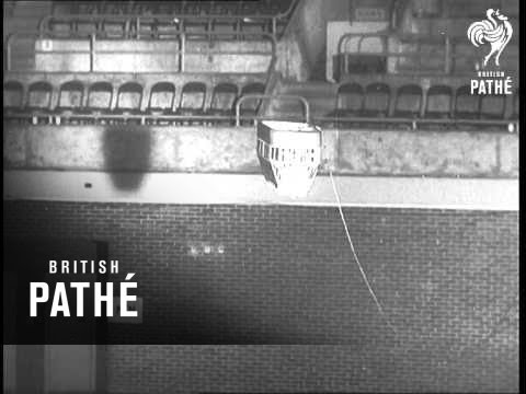 wingless plane 1956 youtube