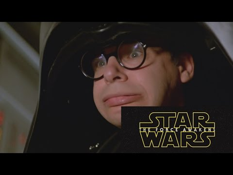 Spaceballs' Dark Helmet reacts to the Star Wars Teaser #2 Trailer