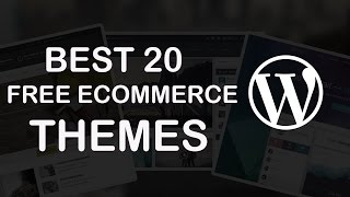 видео WordPress Shop -