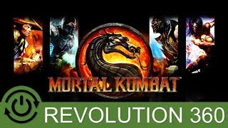 Mortal Kombat Introductory Gameplay Xbox 360