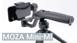 MOZA MINI MI - Filmer avec Le Meilleur Stabilisateur 3-axes pour Smartphone (UNBOXING + REVIEW)
