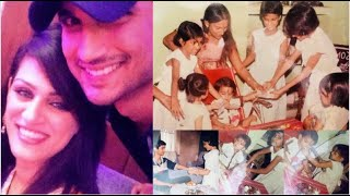 Sushant's Sister CUTELY Wishes Him Raksha Bandhan With A STONE On Her HEART