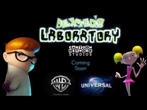 Dexter's Laboratory  Animated Movie  Sneak Peek 2017