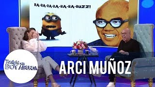 Arci and Tito Boy can't stop laughing at Tito Boy's witty memes | TWBA