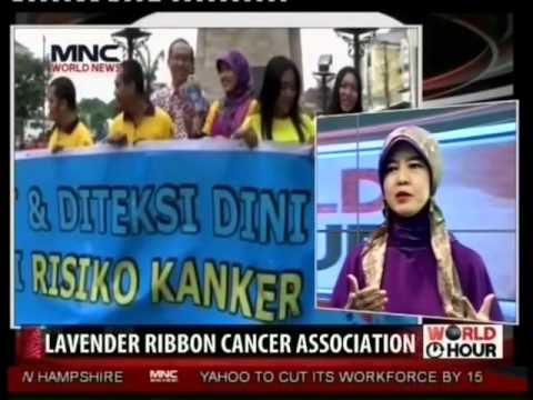 Miranty and Indira Abidin for World Cancer Day at MNC World News