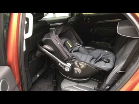 KIDDY ISOFIX 2 BASE AND EVO LUNA I SIZE CAR SEAT UNSAFE Part