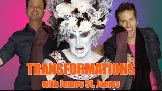 James St. James, Judd Minter, and John Stapleton: Transformations