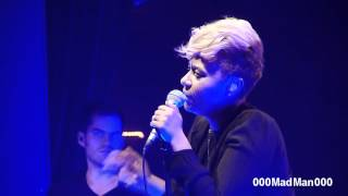 Emeli Sande - Suitcase - HD Live at Alhambra, Paris (26 March 2012)